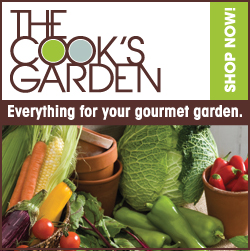 Gourmet Garden Homepage Banner