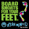Ocean Minded by Crocs�